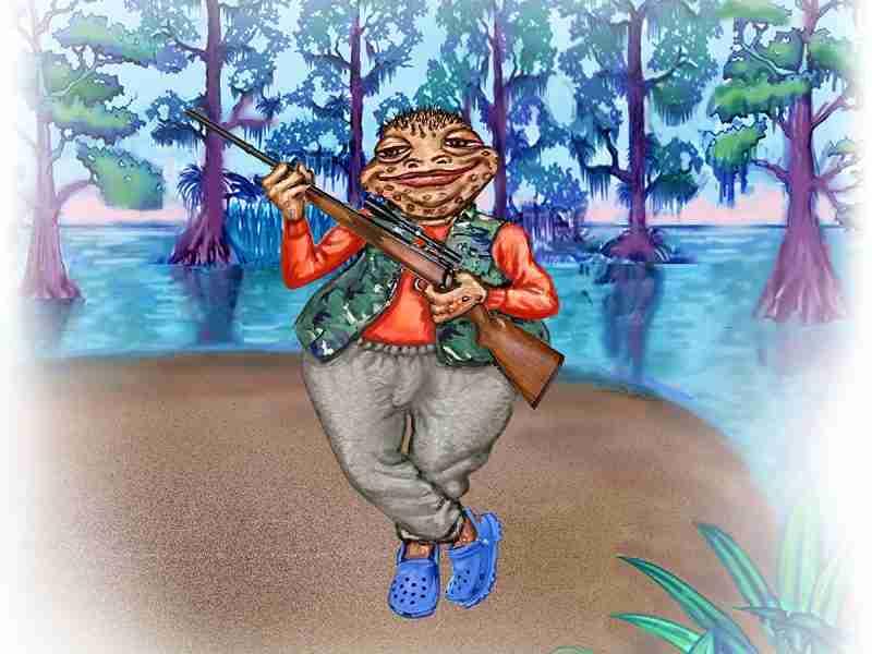 "Escapade 4 : The ""Boom Boom Boomerang"" Toad"